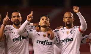 Palmeiras vence o Del Valle e garante vaga nas oitavas