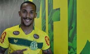 Reforço do Mirassol, Raphael Macena está apto a jogar contra o Guarani