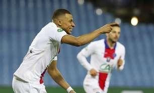 PSG elimina o Montpellier e está na final da Copa da França