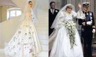 Os 10 vestidos de noiva mais icônicos de todos os tempos