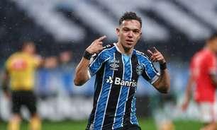 Despedida de Pepê do Grêmio pode ter ocorrido contra o Novo Hamburgo