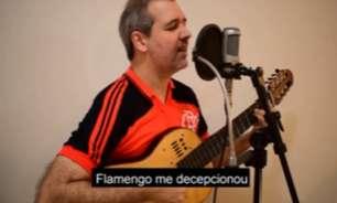 Torcedor do Flamengo, cantor faz paródia com hino do clube ironizando acordo com Havan