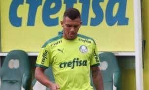 Escalação do Palmeiras: Zé Rafael volta e Abel esboça time reserva em treino antes das quartas do Paulistão