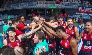 Próximo da decisão do NBB, Flamengo chega a 30 vitórias consecutivas: 'Bem emblemático'