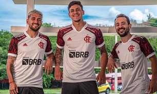 Flamengo e patrocinador anunciam novidade com direito a promoção no lançamento do novo uniforme