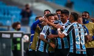 Grêmio vence Lanús, mantém 100% e encaminha classificação