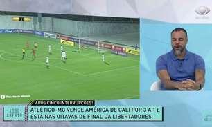 "Denílson critica Conmebol por jogo na Colômbia: ""Patético"""