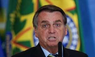 Bolsonaro comenta post sobre Bruno Covas com emoji