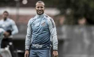 Sánchez mostra confiança em retorno ao Santos: 'Dar o melhor de mim como sempre fiz'