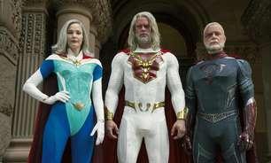 O Legado De Júpiter: a série de super-heróis da Netflix