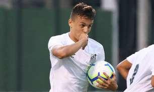 Promessa do Santos, atacante Moraes brilha em classificação do Maringá