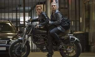 Marvel libera cena inédita de ação de 'Viúva Negra'