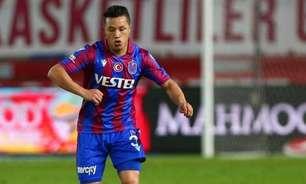 Marlon se despede do Trabzonspor, da Turquia, e voltará ao Fluminense
