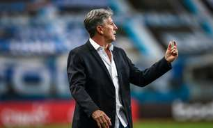 Corinthians tem Renato Gaúcho como plano A e outros 4 nomes