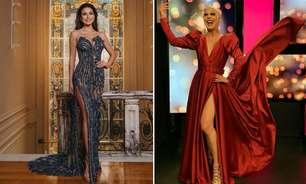 Brasileira brilha no Miss Universo e drag 'lacra' na TNT