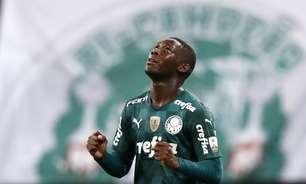 Patrick de Paula pede desculpas para torcida do Palmeiras