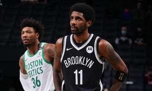 Kyrie Irving é afastado do Brooklyn Nets por não se vacinar
