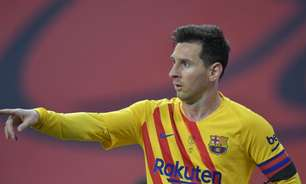 Presidente do PSG admite negociar com Lionel Messi
