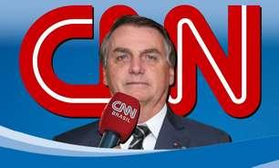 De dono bolsonarista, CNN vira inimigo Nº 2 do presidente