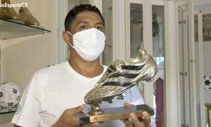 Que fase! Após roubo e recuperação de prêmios, Jardel é diagnosticado com Covid-19