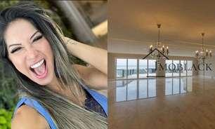 Mayra Cardi coloca cobertura à venda por R$ 16 milhões; veja