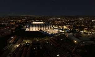 Arena MRV, futura casa Atlético-MG, anuncia parceria com LivePark