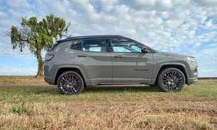 Avaliação: Jeep Compass 1.3 turbo brilha (menos o câmbio)