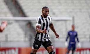 Números defensivos do Ceará pioram com ausência de Luiz Otávio