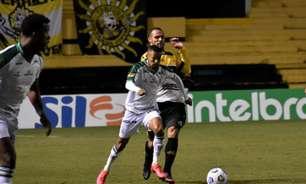 Criciúma supera o América-MG nos pênaltis e avança às oitavas de final da Copa do Brasil