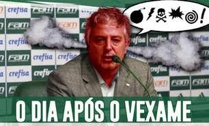 """Boletim do NP: Vexame na Copa gera prejuízo ao Palmeiras e forte manifestação de Paulo Nobre: """"P... da vida"""""""