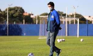 Executivo do Bahia, Lucas Drubscky avalia temporada: 'No caminho certo'