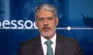 William Bonner revela surpresa especial no Jornal Nacional