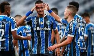 Ricardinho, do Grêmio, lamenta o falecimento de sua tia na rede social