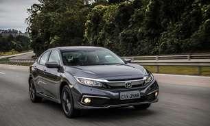 22 carros da Honda ficam até R$ 11.710 mais caros no Brasil