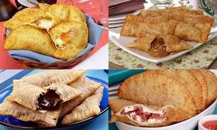 6 opções de pastel para experimentar hoje mesmo