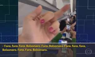 'JN' exibe gesto grosseiro contra Bolsonaro. Pode isso?