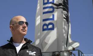 Jeff Bezos vai dar uma volta no espaço: quem será o próximo?