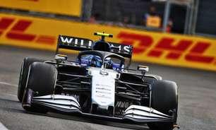 Williams promove alteração aerodinâmica para reduzir problema com vento