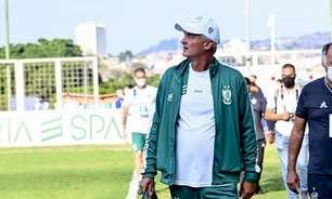 Com Inter de olho em Lisca, presidente do América-MG descarta saída do treinador do Coelho