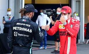 """Hamilton sobre temporada: """"Não esperava me divertir tanto"""""""