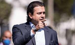 Presidente do Cruzeiro pede desculpas ao torcedor e diz que não irá desistir do clube