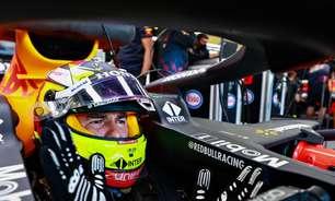 """Pérez pede sensatez e pretende discutir """"acordo de cavalheiros"""" em classificações da F1"""