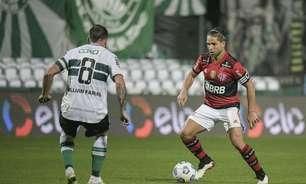 Flamengo x Coritiba: prováveis times, desfalques, onde ver e palpites