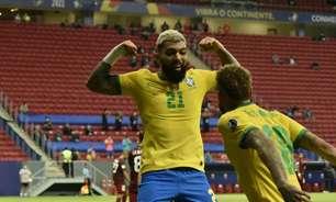 Pré-lista da Seleção Olímpica tem 3 do Palmeiras e 4 do Fla