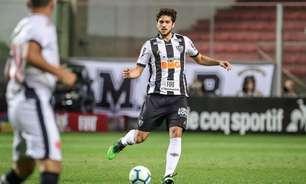 Igor Rabello é mais um jogador do Galo contaminado pela Covid-19