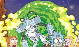 Rick and Morty: 5ª temporada terá estreia simultânea no Brasil
