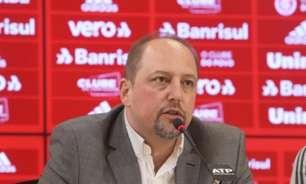 Presidente do Internacional comenta detalhes da reunião dos clubes com a CBF e o projeto de criação de liga