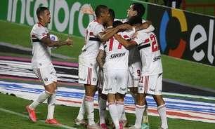 Em busca de primeira vitória no Brasileirão, São Paulo recebe a Chapecoense no Morumbi