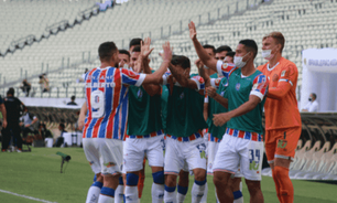 Rossi vibra com triunfo em cima do Ceará