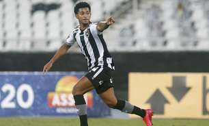 Warley elogia elenco do Botafogo e revela orientações de Chamusca: 'Sempre vou dar o meu melhor'